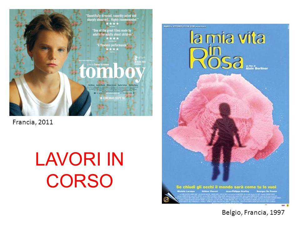 LAVORI IN CORSO Francia, 2011 Belgio, Francia, 1997