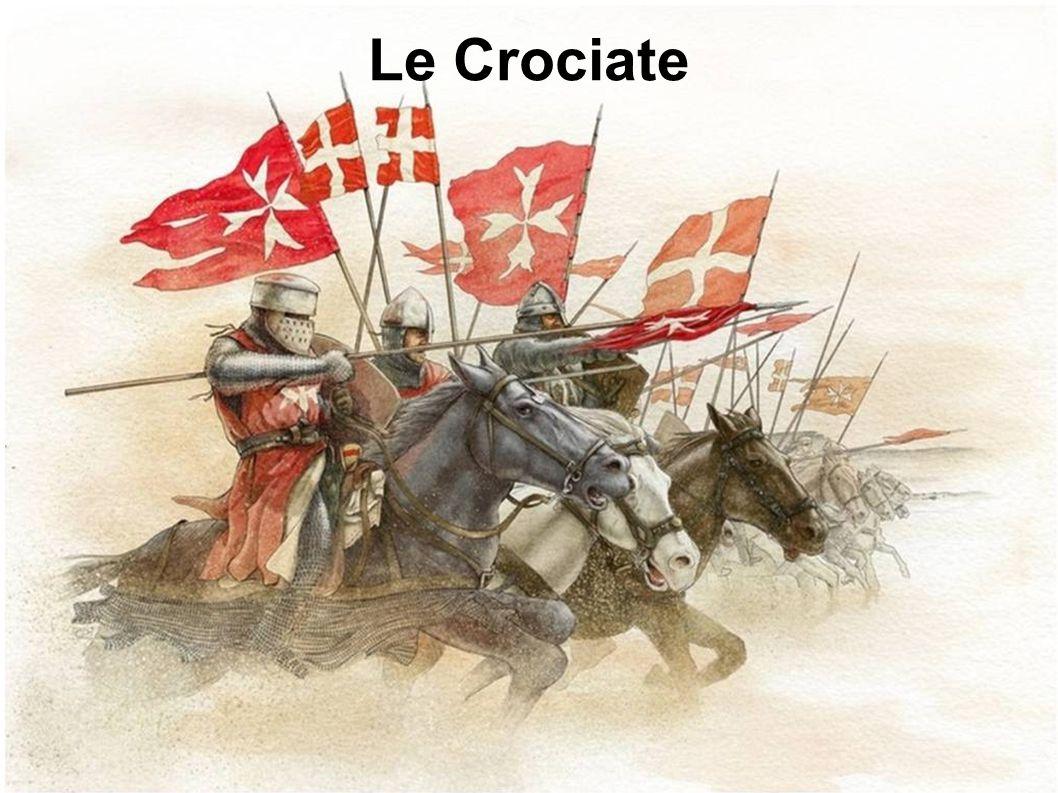 LA QUARTA (1202-1204) Papa Innocenzo III richiama i principi d'Europa ad una nuova crociate, e Venezia dà le navi.