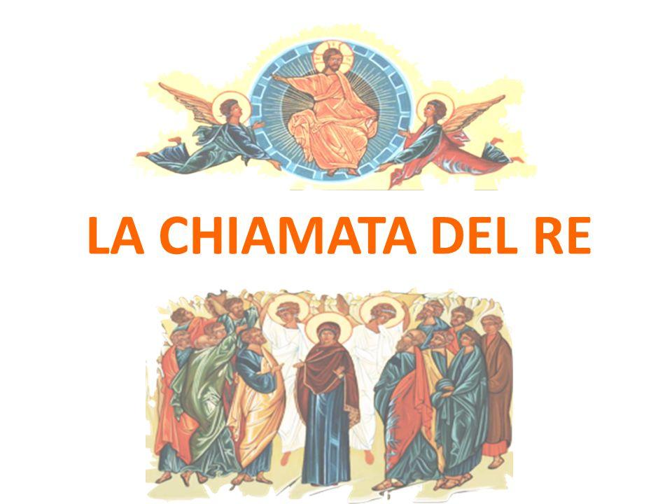 LA CHIAMATA DEL RE