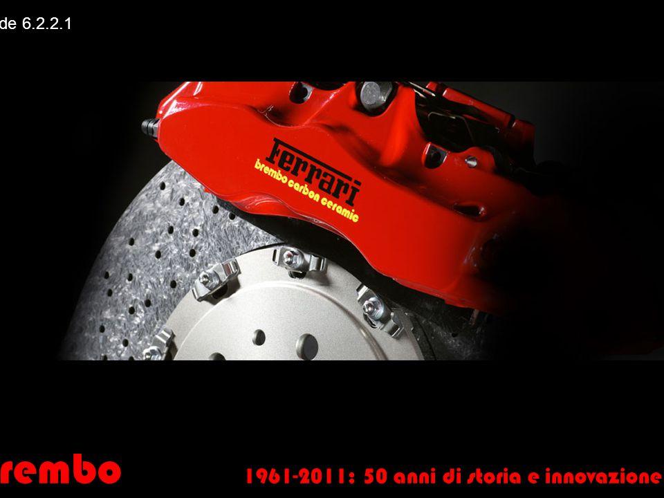 brembo 1961-2011: 50 anni di storia e innovazione Slide 6.2.2.1