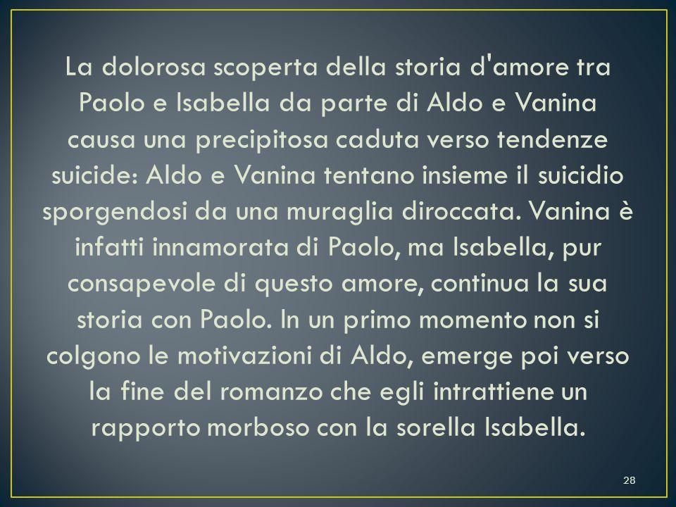 Le vicende amorose si intrecciano con due gare aeree, nella prima delle quali Giulio, amico di Paolo, perde la vita mentre il protagonista esce vittorioso.