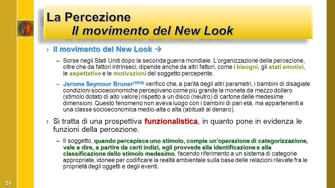 ›Il movimento del New Look  –Sorse negli Stati Uniti dopo la seconda guerra mondiale.