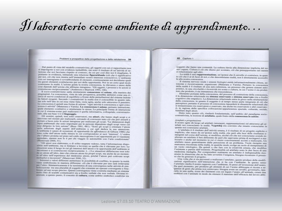 ...per lo sviluppo di competenze Cfr.M. Castoldi, Valutare le competenze, Carocci, Roma, 2009, p.