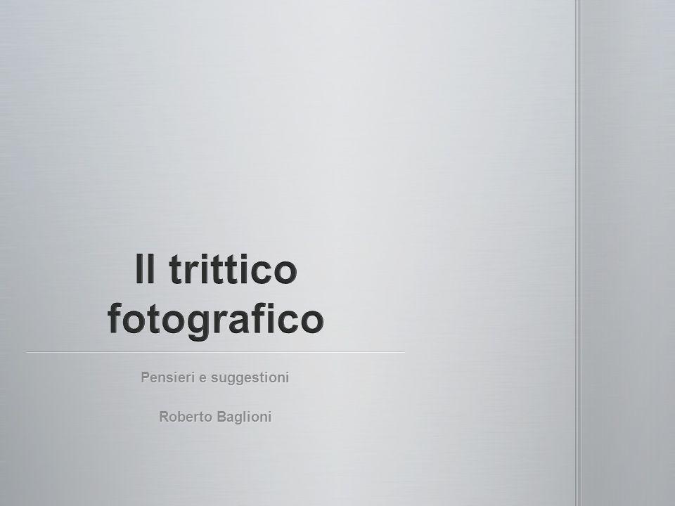 Pensieri e suggestioni Roberto Baglioni
