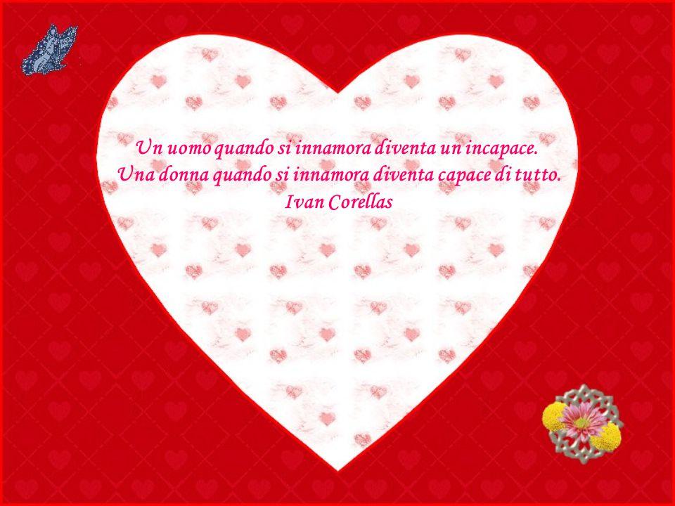 Non è possibile amare e separarsi. Si vorrebbe che fosse possibile. Si può trasformare l'amore, ignorarlo, sprecarlo, ma non si può estirparlo dall'an