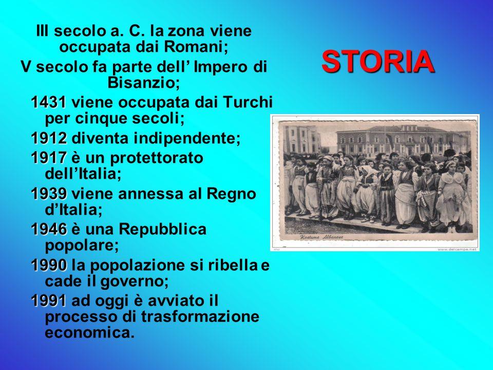 STORIA III secolo a.C.