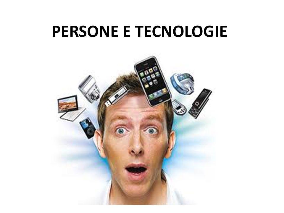 PERSONE E TECNOLOGIE