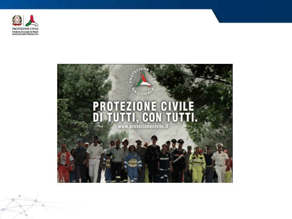 Campi scuola Anch'io sono la protezione civile