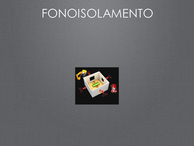 FONOISOLAMENTO