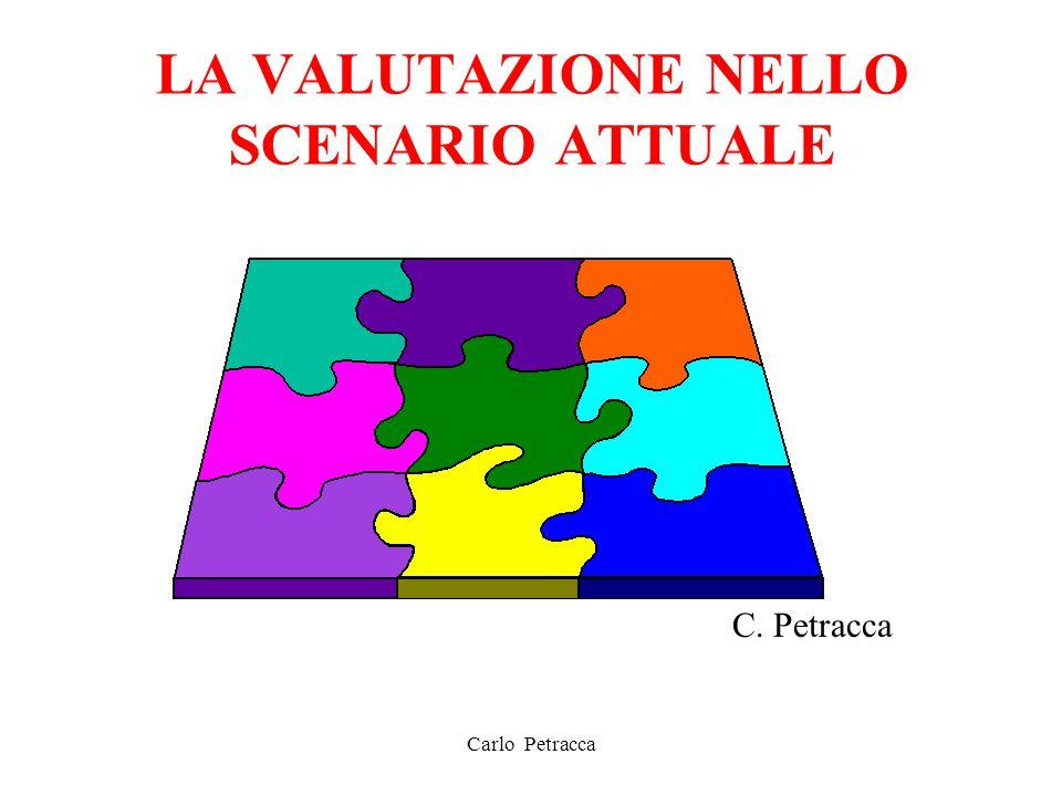 VALUTAZIONE CONCLUSIONE > (N. Postman) Carlo Petracca