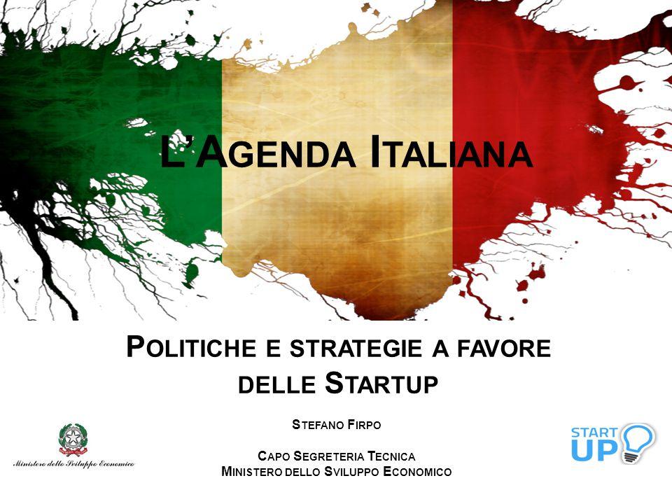 Italia Startup Visa Le politiche del Governo Italiano per attrarre imprenditori innovativi da tutto il mondo