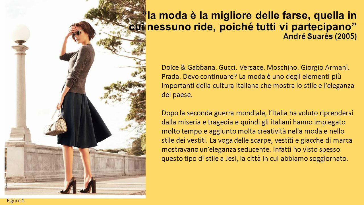 La Moda Italiana Gita a Jesi, Italia 2014 Figure 1. Figure 2. Figure 3.
