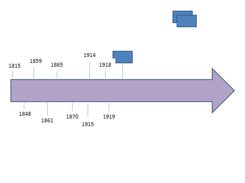 1919 I maschi maggiorenni votano per eleggere il parlamento.