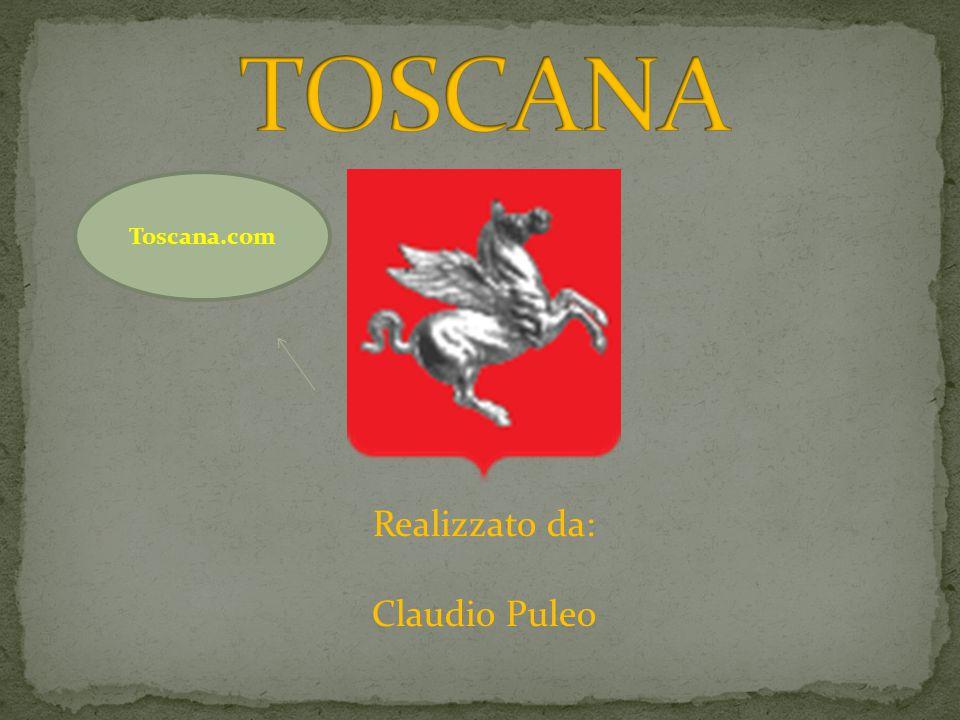 Realizzato da: Claudio Puleo Toscana.com