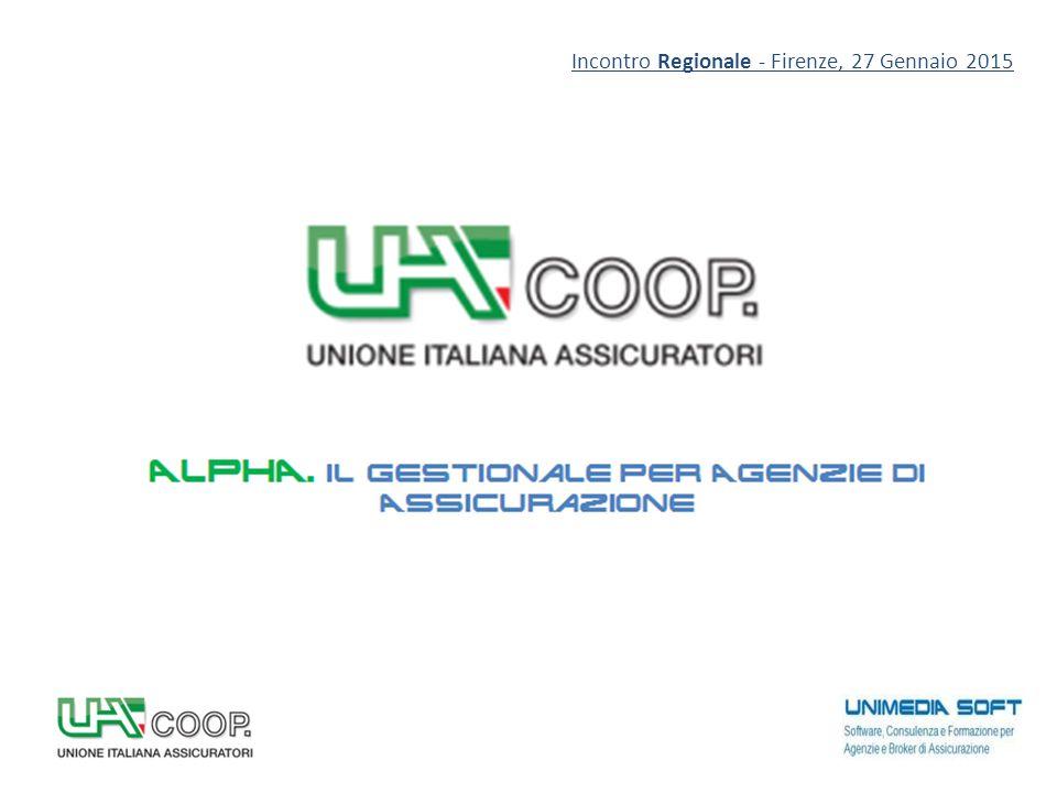 Incontro Regionale - Firenze, 27 Gennaio 2015
