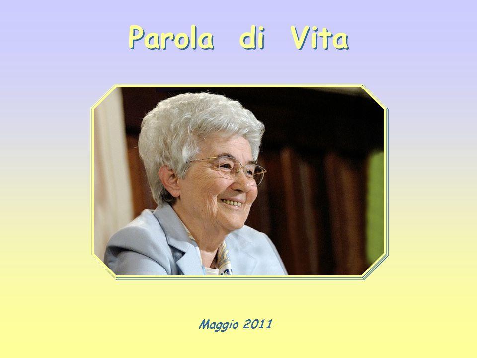 Parola di Vita Maggio 2011
