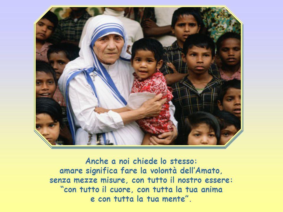 Il Vangelo ce lo mostra sempre e totalmente rivolto verso il Padre, sempre nel Padre, sempre intento a dire solo quello che aveva udito dal Padre, a c