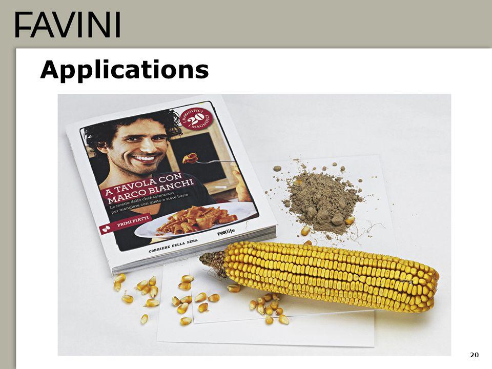 Applications 20