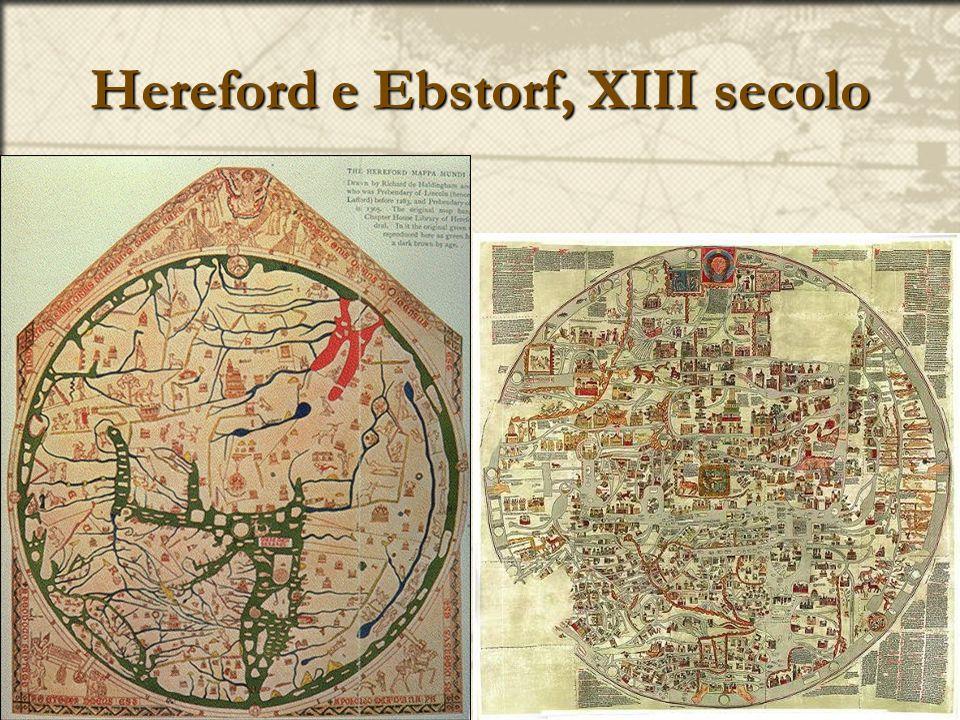 Questiti chiusi Vero – falso Con l'introduzione della bussola le carte cominciano ad essere orientate a nord Nella carta del Cantino scompaiono completamente le caratteristiche delle mappae mundi Completamento Il Trattato di ______________ divise il mondo al di fuori dell Europa in un duopolio esclusivo tra l Impero _____________ e l Impero ___________.