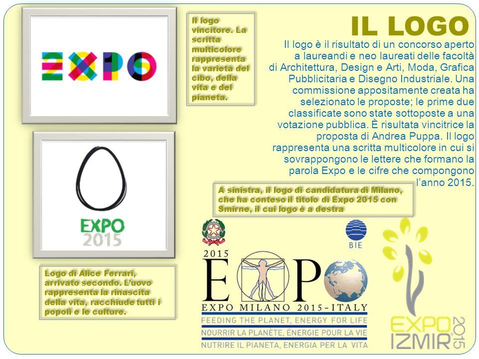 IL LOGO Il logo è il risultato di un concorso aperto a laureandi e neo laureati delle facoltà di Architettura, Design e Arti, Moda, Grafica Pubblicitaria e Disegno Industriale.