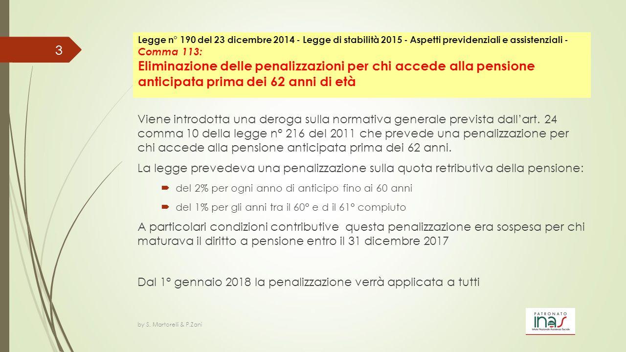 Testo di legge Comma 301 L'ultimo periodo del comma 1 dell'articolo 5 della legge 24 ottobre 2000,n.