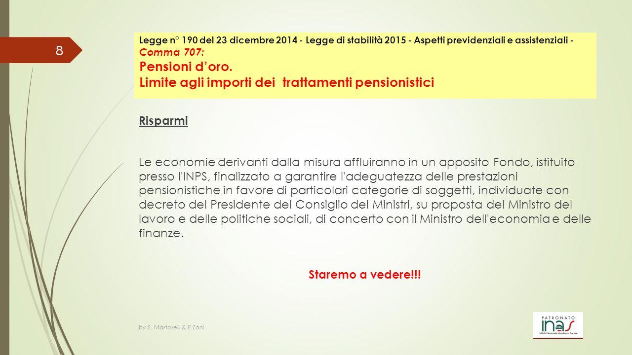 Testo di legge Comma 76 I soggetti di cui al comma 54 esercenti attività d'impresa possono applicare, ai fini contributivi, il regime agevolato di cui ai commi da 77 a 84.