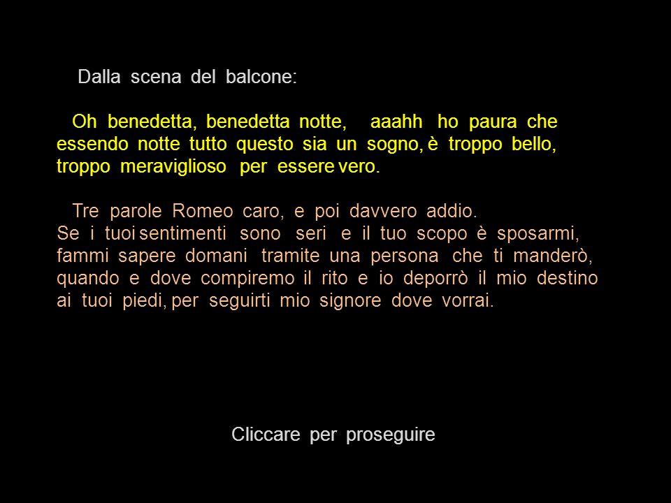 Olivia Hussey Leonard Whiting La scena del balcone dal film di Franco Zeffirelli (1968). Le voci di doppiaggio sono di: Giancarlo Giannini e Anna Mari