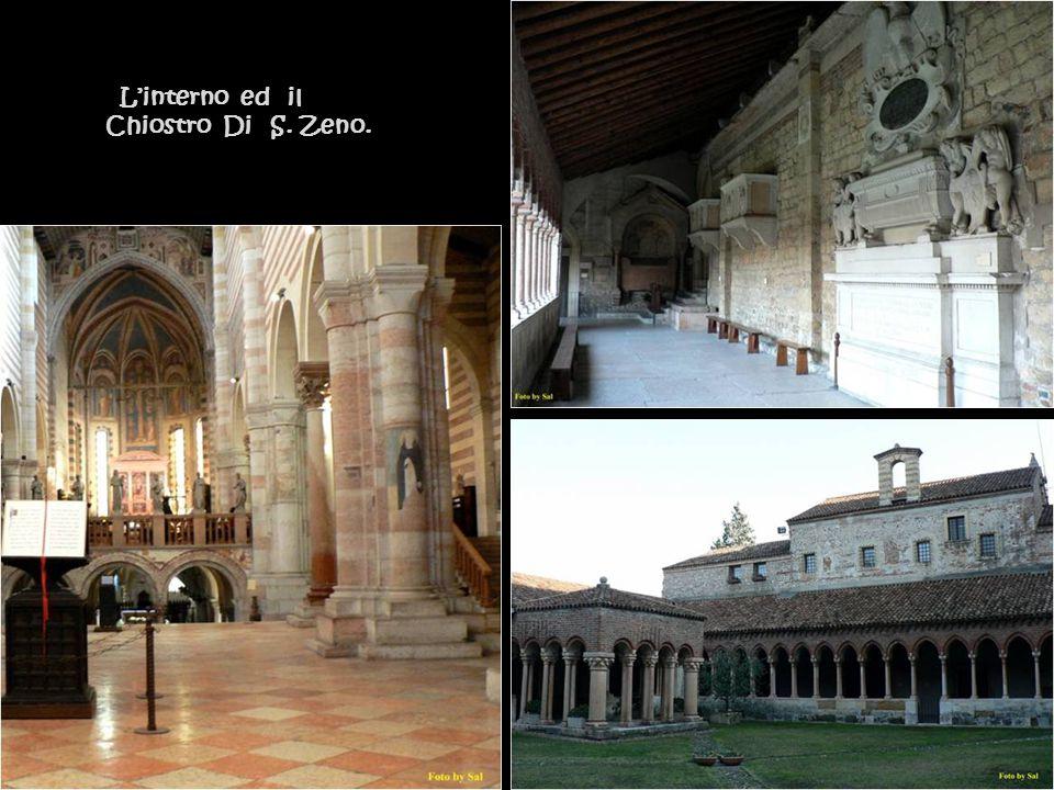 Basilica di S. Zeno ( IX sec. )