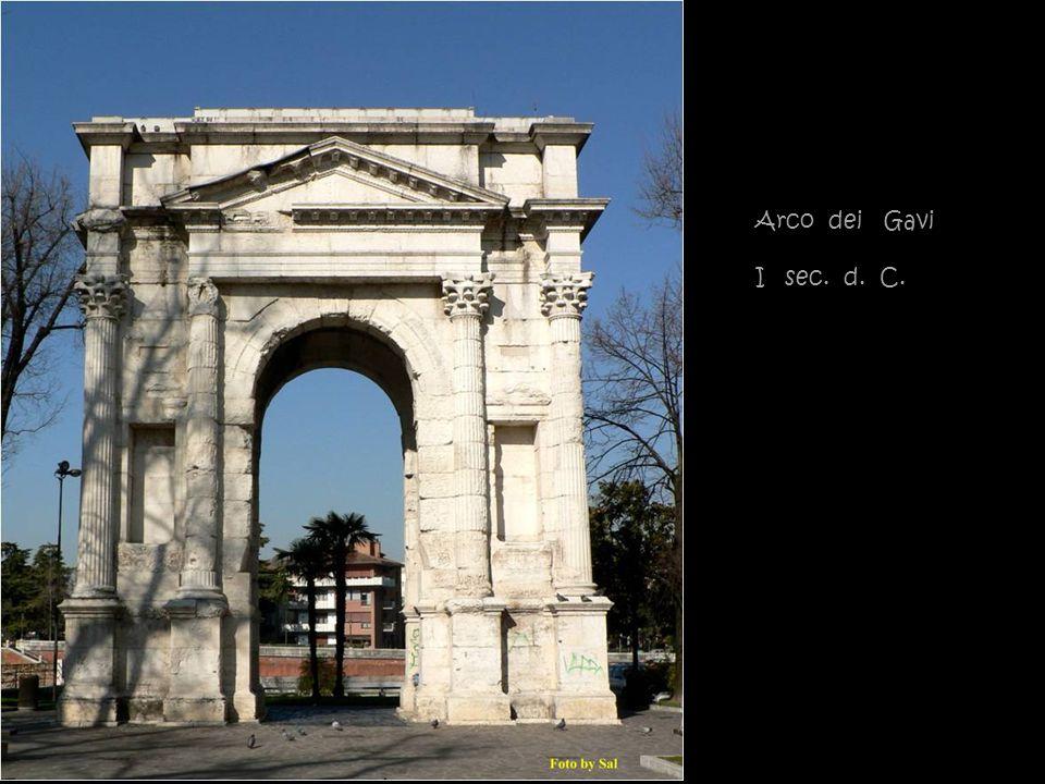 Ponte Pietra, I Sec. d.C.