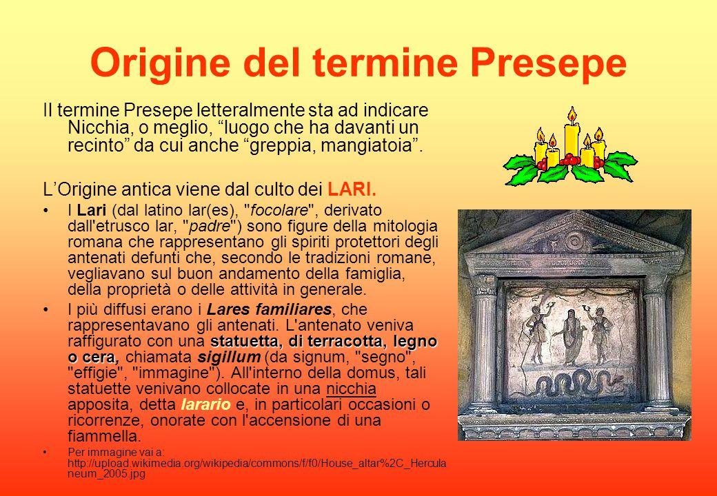 IL PRESEPE NAPOLETANO Il primo documento risale al 1025.