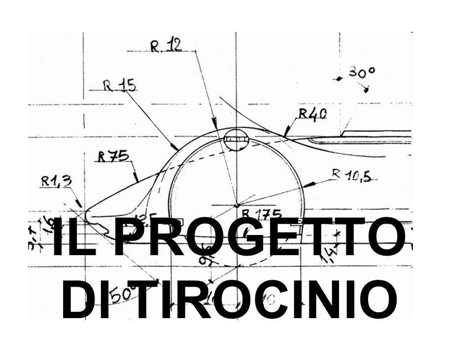 Progetto di tirocinio Ipotesi di lavoro a cura di Luciano Pasquero (riferimenti: A.