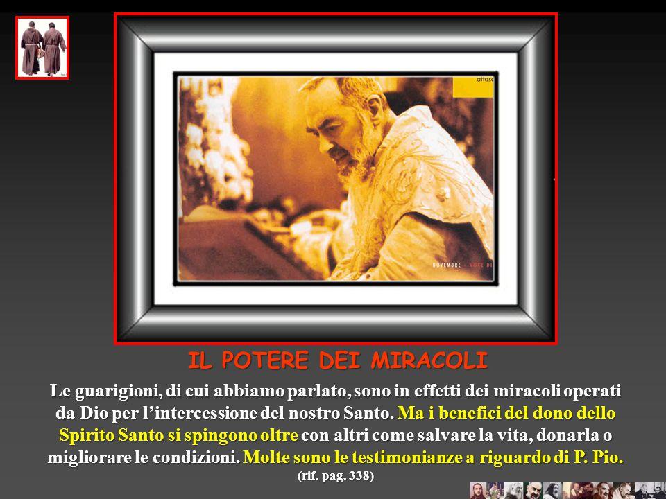 """Un giorno Padre Emanuele Grassi di Bologna si lamentò in confessionale di un dolore alla spalla """"E' da tempo che me lo trascino dietro, sono preoccupa"""