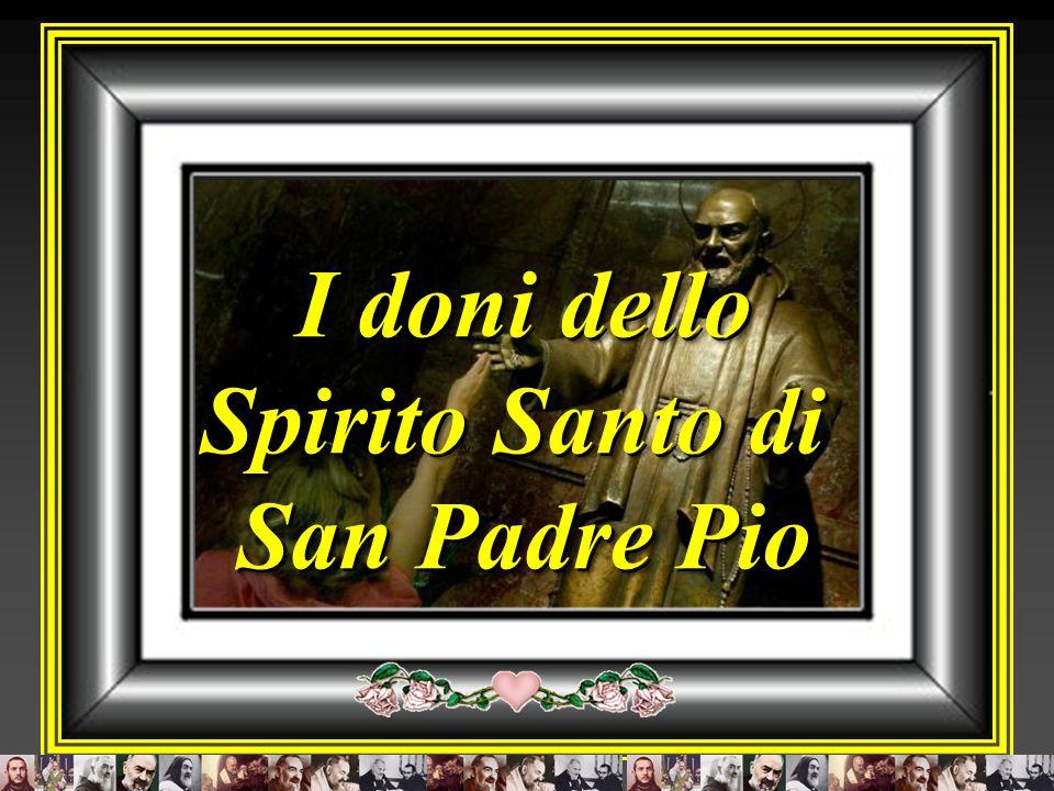 PREVEGGENZA PROFETICA Due coniugi di Firenze chiesero al Padre un consiglio di ordine economico: vendere o no un negozio di preziosi che avevano su Ponte Vecchio.