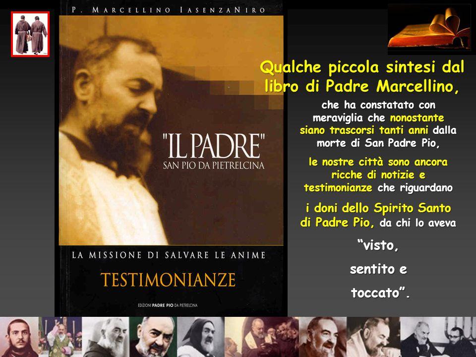 I doni dello Spirito Santo di San Padre Pio I doni dello Spirito Santo di San Padre Pio