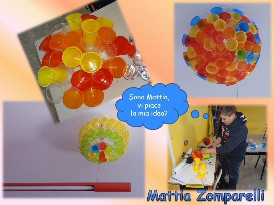 Sono Mattia, vi piace la mia idea?