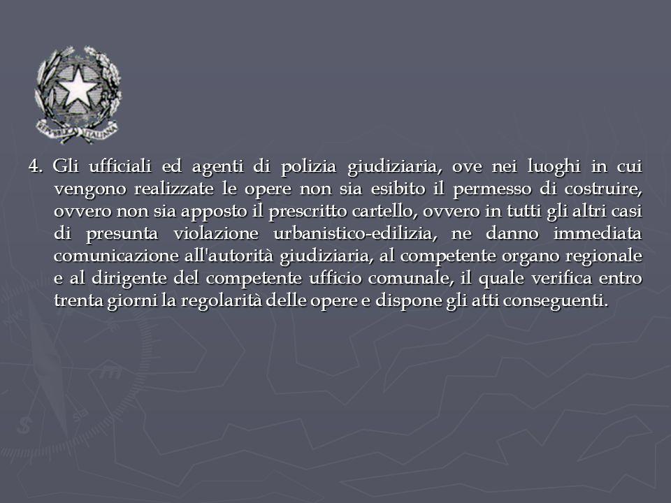 Sanzioni Art.30 (L) - Lottizzazione abusiva Art.