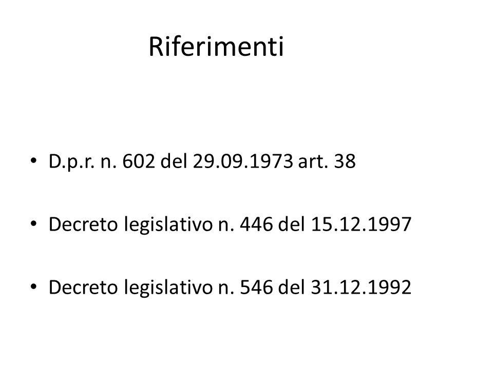 Articolo 19, comma 1, lett.g) d.lgs. n.