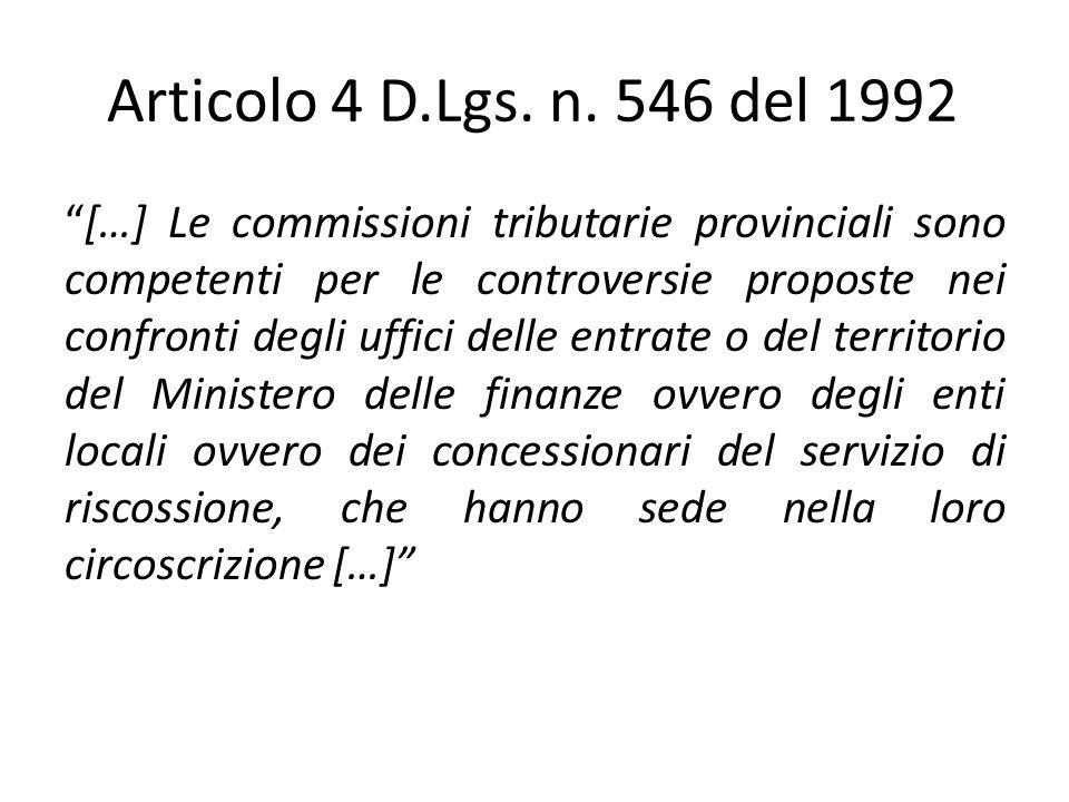 Articolo 12, comma 3 D.Lgs.n.