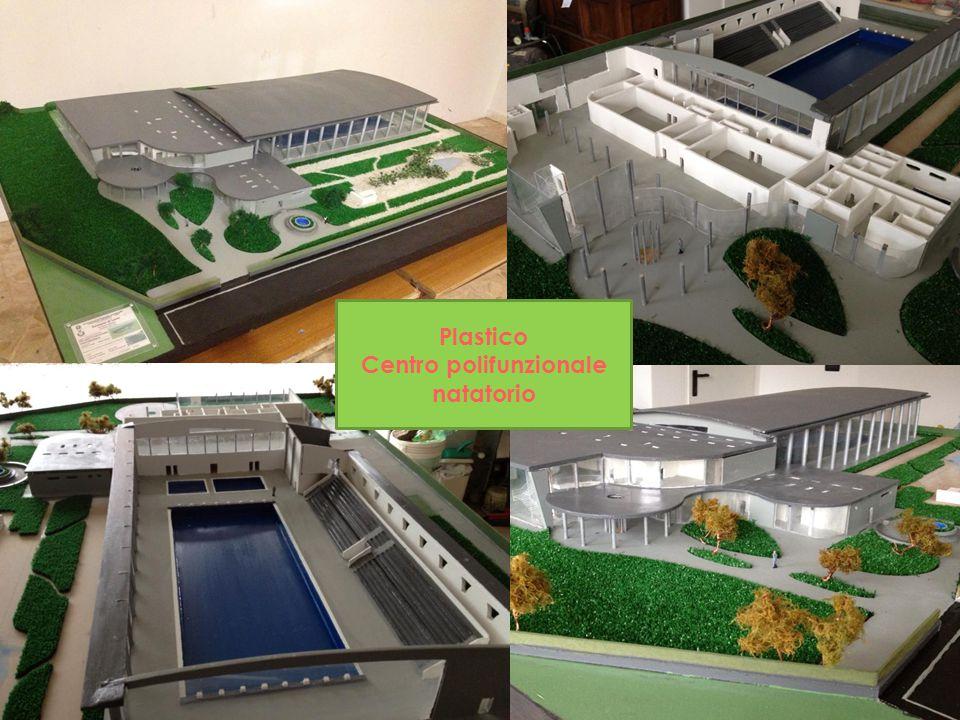 Plastico Centro polifunzionale natatorio