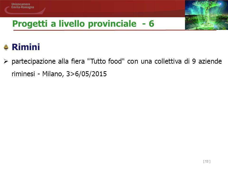 [ 13 ] Rimini  partecipazione alla fiera