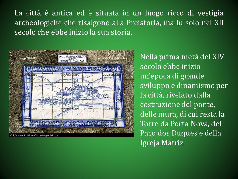 La città è antica ed è situata in un luogo ricco di vestigia archeologiche che risalgono alla Preistoria, ma fu solo nel XII secolo che ebbe inizio la sua storia.