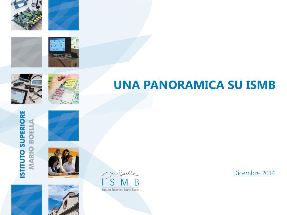 2 Copyright © 2014 ISMB LA NOSTRA MOTIVAZIONE Creare innovazioni tecnologiche e di processo, guidate da nuovi modelli economici e da criteri di sostenibilità ambientale e sociale, da realizzare in stretta collaborazione con il mondo delle imprese e delle istituzioni.