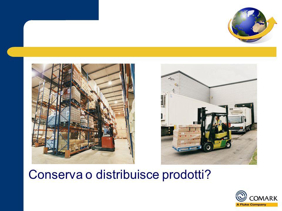 Conserva o distribuisce prodotti