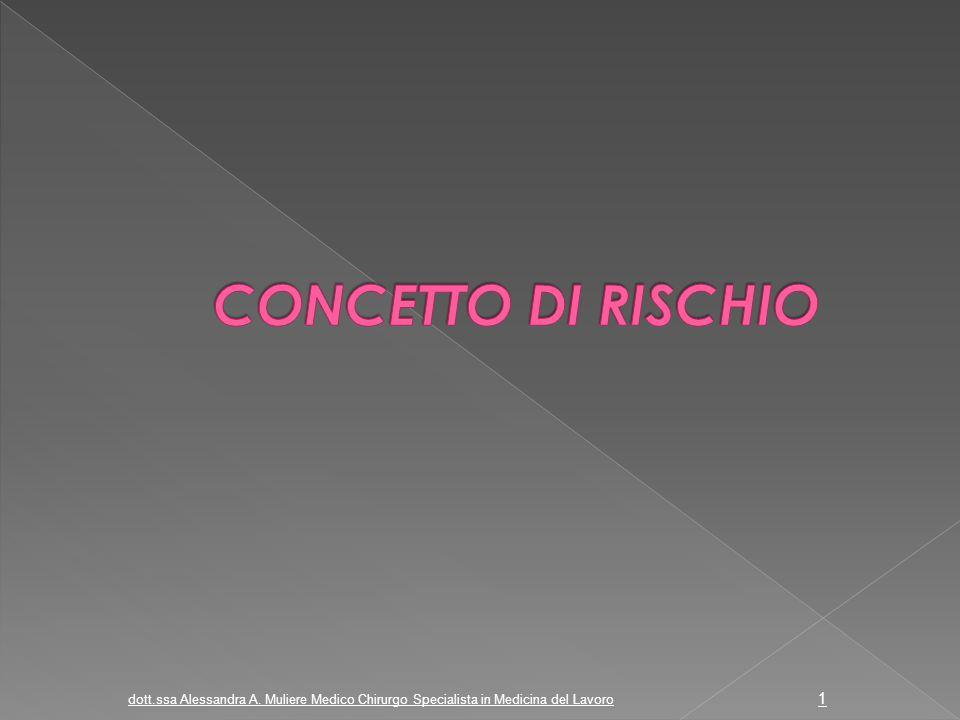 PRESUPPOSTI FONDAMENTALI COSTITUZIONE ITALIANA CODICE PENALECODICE CIVILE Datore di lavoro titolare di posizione di garanzia verso i lavoratori dott.ssa Alessandra A.