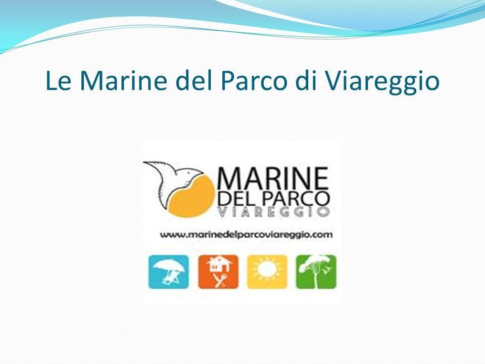 Le Marine del Parco di Viareggio