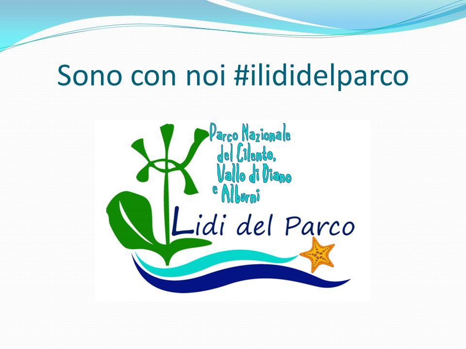 Sono con noi #ilididelparco