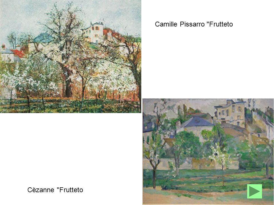 Camille Pissarro Frutteto Cèzanne Frutteto