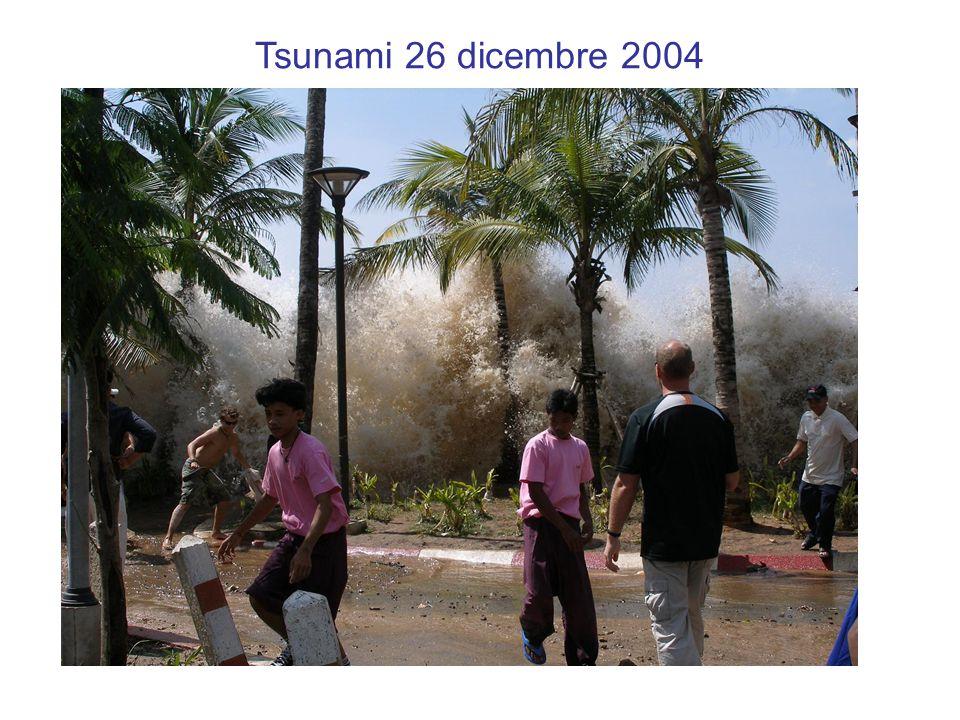 Tsunami 26 dicembre 2004