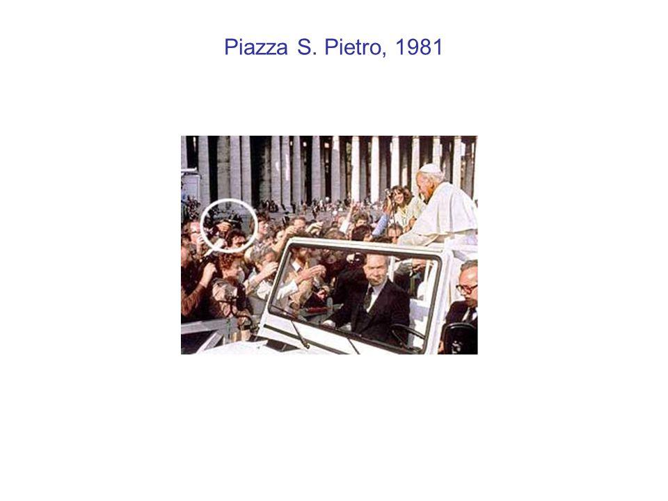 Piazza S. Pietro, 1981