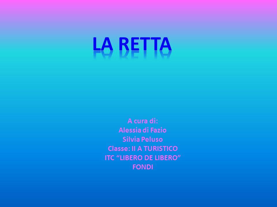 A cura di: Alessia di Fazio Silvia Peluso Classe: II A TURISTICO ITC LIBERO DE LIBERO FONDI